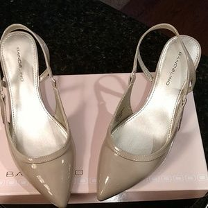 Natural Nude heels